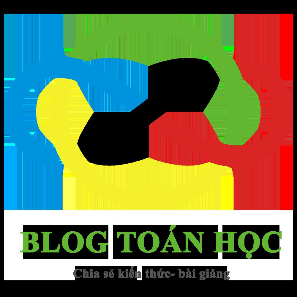 Blog toán học